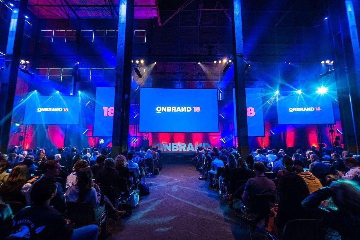 OnBrand 18 Main stage